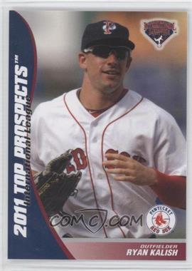2011 Choice International League Top Prospects - [Base] #12 - Ryan Kalish