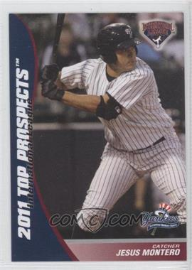 2011 Choice International League Top Prospects - [Base] #18 - Jesus Montero