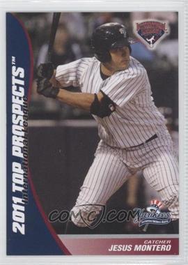 2011 Choice International League Top Prospects #18 - Jesus Montero