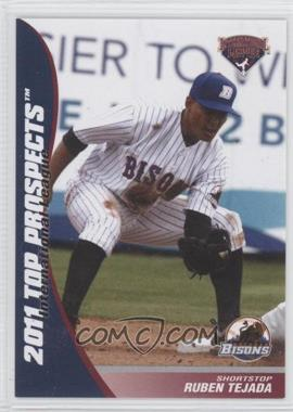 2011 Choice International League Top Prospects #26 - Ruben Tejada