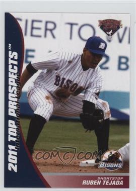 2011 Choice International League Top Prospects #26 - Ruben Tejada
