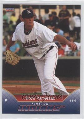2011 Choice Kinston Indians - [Base] #19 - Drew Pomeranz