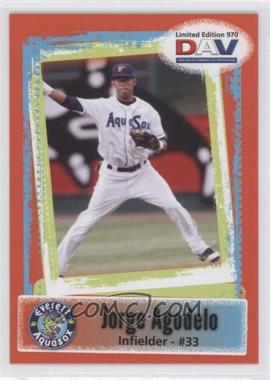 2011 Disabled American Veterans Minor League - [Base] #970 - Jorge Agudelo