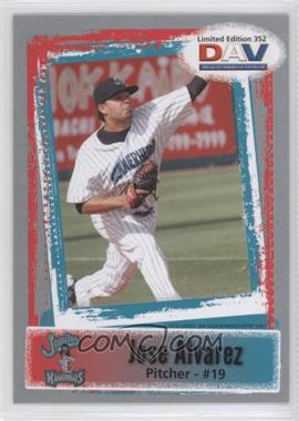 2011 Disabled American Veterans Minor League #352 - Jose Alvarez