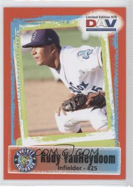 2011 Disabled American Veterans Minor League #978 - Rudy van Heydoorn