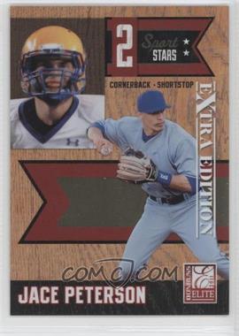 2011 Donruss Elite Extra Edition - 2 Sport Stars #2 - Jace Peterson /499