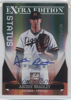 2011 Donruss Elite Extra Edition - Autographed Prospects - Emerald Die-Cut Status #P-8 - Archie Bradley /25