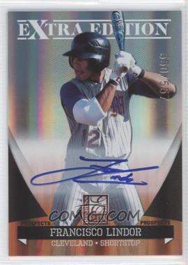 2011 Donruss Elite Extra Edition - Autographed Prospects #P-39 - Francisco Lindor /557