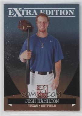 2011 Donruss Elite Extra Edition - [Base] #1 - Josh Hamilton