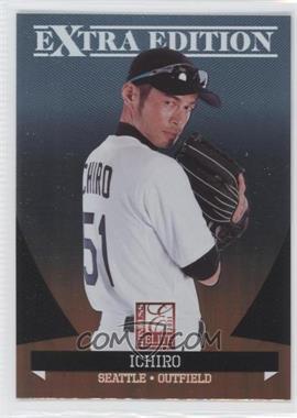 2011 Donruss Elite Extra Edition - [Base] #12 - Ichiro Suzuki