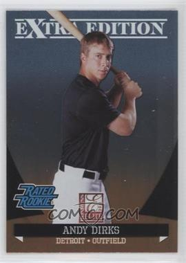 2011 Donruss Elite Extra Edition - [Base] #23 - Andy Dirks