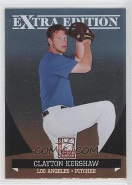 2011 Donruss Elite Extra Edition - [Base] #3 - Clayton Kershaw