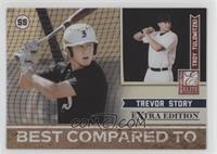 Trevor Story, Troy Tulowitzki /499