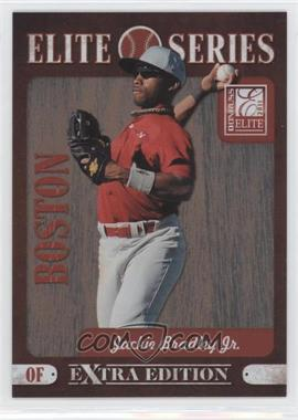 2011 Donruss Elite Extra Edition - Elite Series #1 - Jackie Bradley Jr.