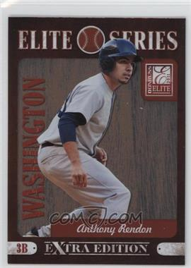2011 Donruss Elite Extra Edition - Elite Series #10 - Anthony Rendon