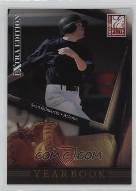 2011 Donruss Elite Extra Edition - Yearbook #10 - Sean Gilmartin