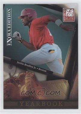 2011 Donruss Elite Extra Edition - Yearbook #18 - Jackie Bradley Jr.