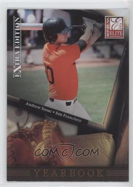 2011 Donruss Elite Extra Edition - Yearbook #3 - Andrew Susac