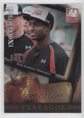 2011 Donruss Elite Extra Edition - Yearbook #5 - Brian Goodwin