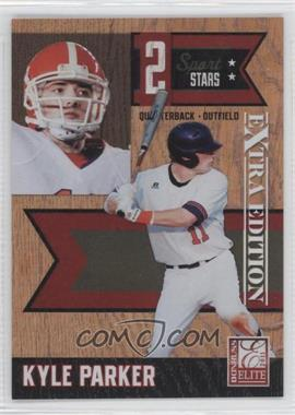 2011 Donruss Elite Extra Edition 2 Sport Stars #1 - Kyle Parker /499