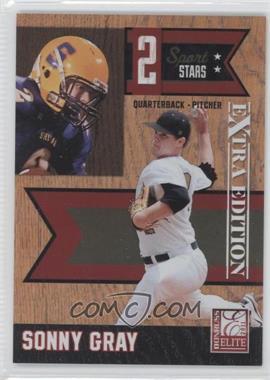 2011 Donruss Elite Extra Edition 2 Sport Stars #5 - Sonny Gray /499