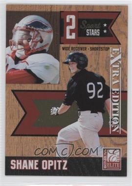 2011 Donruss Elite Extra Edition 2 Sport Stars #8 - Shane Opitz /499