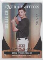 Troy Tulowitzki /200