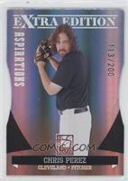 Chris Perez /200