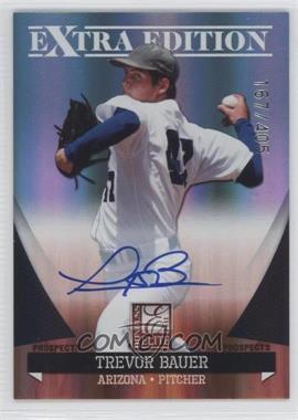 2011 Donruss Elite Extra Edition Autographed Prospects #P-1 - Trevor Bauer /430
