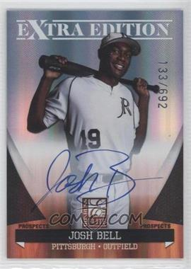 2011 Donruss Elite Extra Edition Autographed Prospects #P-35 - Josh Bell /692