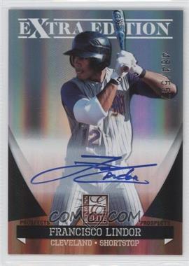 2011 Donruss Elite Extra Edition Autographed Prospects #P-39 - Francisco Lindor /557