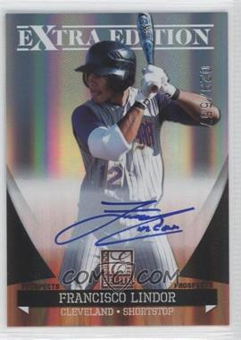 2011 Donruss Elite Extra Edition Autographed Prospects #P-39 - Francisco Lindor /557