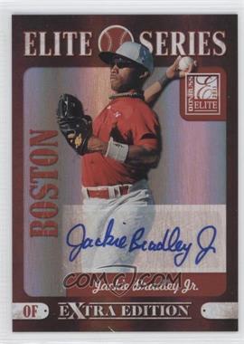 2011 Donruss Elite Extra Edition Elite Seires Signatures [Autographed] #1 - Jackie Bradley Jr. /199