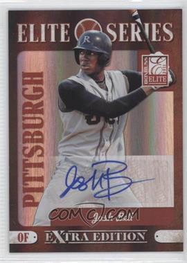 2011 Donruss Elite Extra Edition Elite Seires Signatures [Autographed] #2 - Josh Bell /50