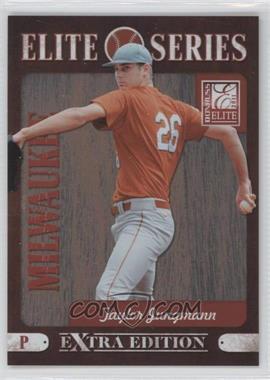 2011 Donruss Elite Extra Edition Elite Seires #16 - Taylor Jungmann