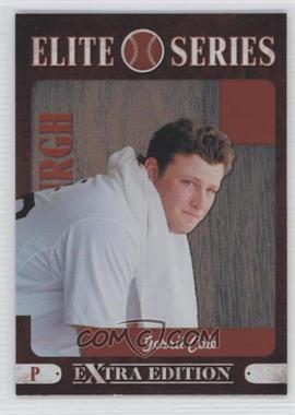 2011 Donruss Elite Extra Edition Elite Seires #18 - Gerrit Cole
