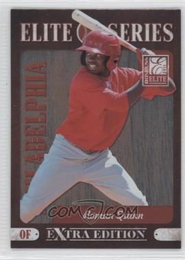 2011 Donruss Elite Extra Edition Elite Seires #8 - Roman Quinn