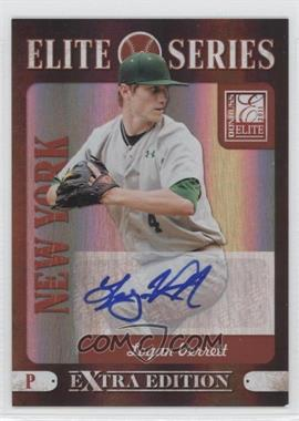 2011 Donruss Elite Extra Edition Elite Series Signatures [Autographed] #13 - Logan Verrett /199