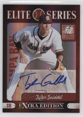 2011 Donruss Elite Extra Edition Elite Series Signatures [Autographed] #5 - Tyler Goeddel /199