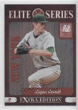 2011 Donruss Elite Extra Edition Elite Series #13 - Logan Verrett