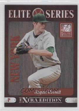 2011 Donruss Elite Extra Edition Elite Series #13 - Logan Verrett