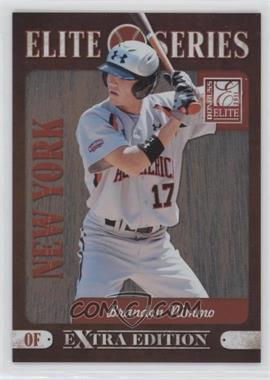 2011 Donruss Elite Extra Edition Elite Series #15 - Brandon Nimmo