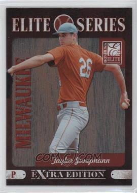 2011 Donruss Elite Extra Edition Elite Series #16 - Taylor Jungmann