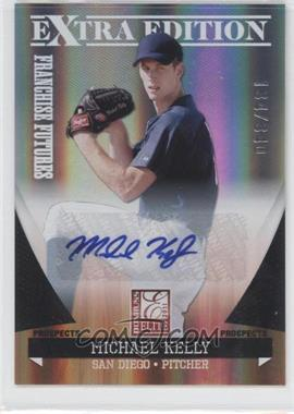 2011 Donruss Elite Extra Edition Franchise Futures Signatures #12 - Michael Kelly /340