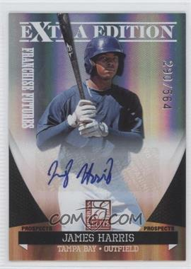 2011 Donruss Elite Extra Edition Franchise Futures Signatures #3 - James Harris /564