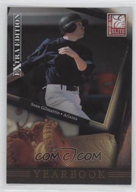 2011 Donruss Elite Extra Edition Yearbook #10 - Sean Gilmartin