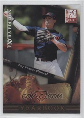 2011 Donruss Elite Extra Edition Yearbook #13 - Tony Wolters