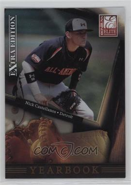 2011 Donruss Elite Extra Edition Yearbook #14 - Nick Castellanos