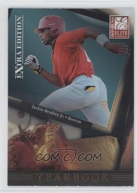 2011 Donruss Elite Extra Edition Yearbook #18 - Jackie Bradley Jr.