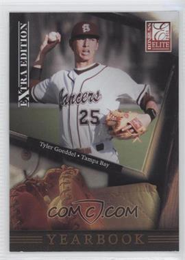 2011 Donruss Elite Extra Edition Yearbook #19 - Tyler Goeddel
